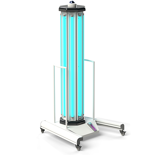 UV-C High Power Ultraviolet Disinfection System Mobile